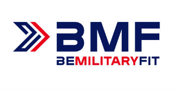 Logo for Be Military Fit